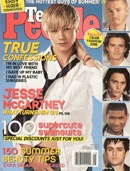 Teen People magazine cover